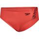speedo Boom Splice 6,5cm Brief Boys Risk Red/Black